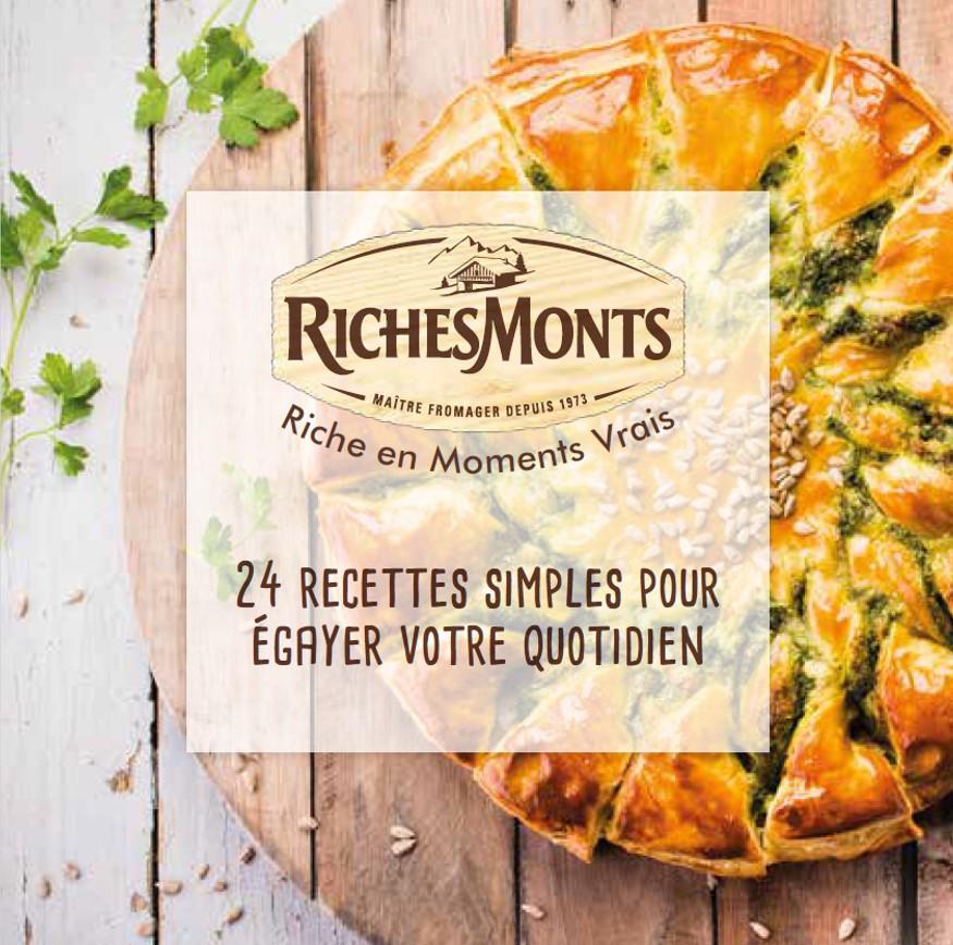 De la Raclette RichesMonts à toutes les saisons !