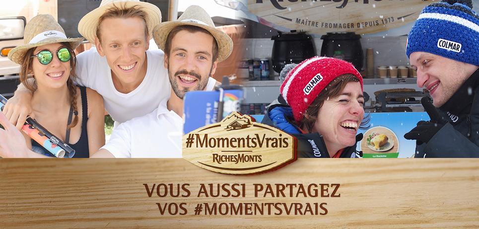 Une campagne TV RichesMonts inédite et participative !