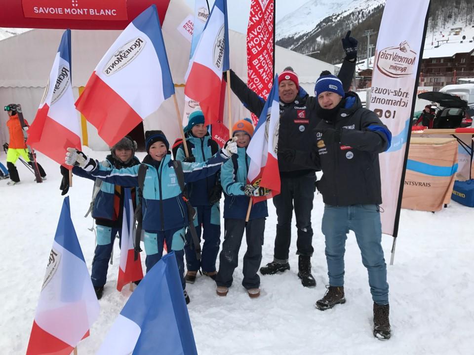 Le foodtruck RichesMonts est de retour dans les stations de ski !